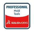 SolidWorks Mold tools Professional