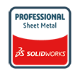 SolidWorks Sheetmetal Professional