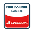 SolidWorks Surfacing Professional